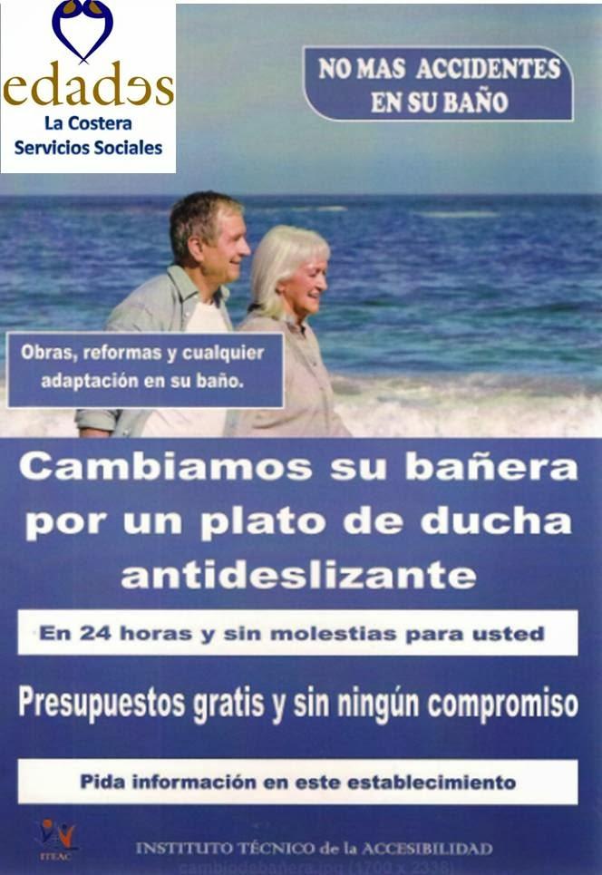 Edades la costera servicios - Duchas geriatricas ...