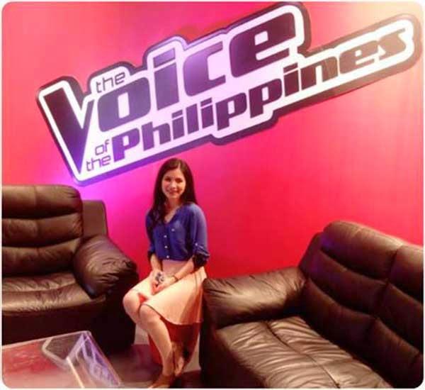 Jade Hipe on The Voice PH Season 2