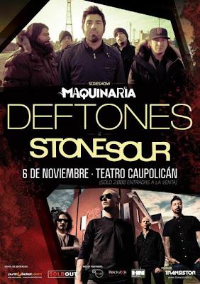 Afiche_StoneSour_SantiagoChile