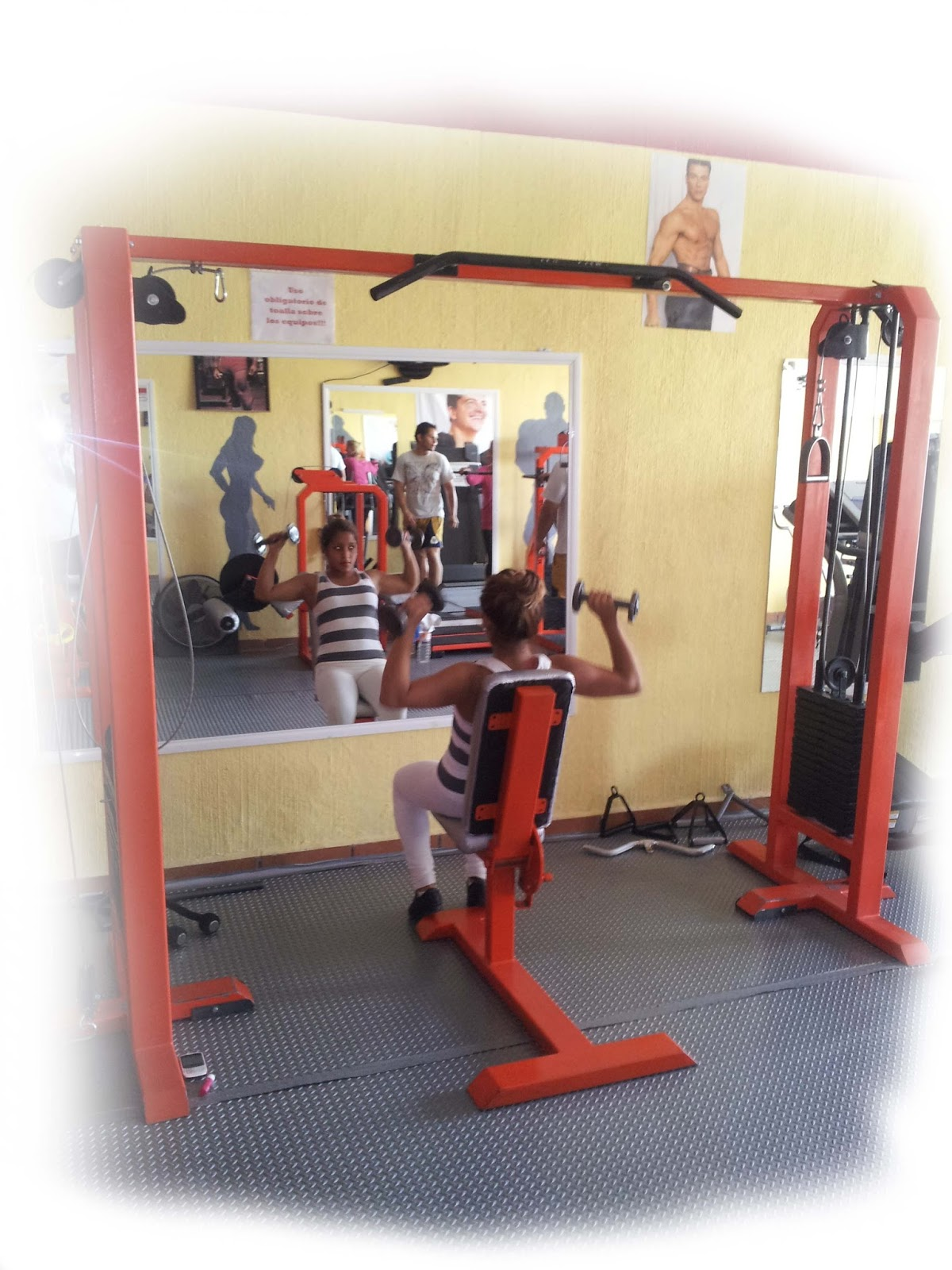 New body power system equipos de gimnasio equipos for Gimnasio one