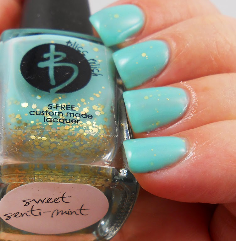 bliss polish sweet sentimint