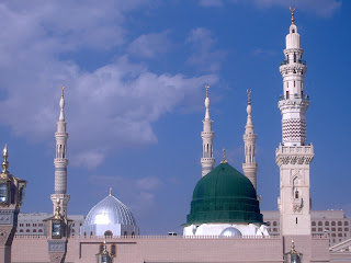 The Beautiful City of Madina, Holy Places for Muslims