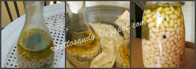 Fagioli nel fiasco ricetta tradizionale
