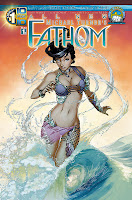 All New Fathom #1 Cover
