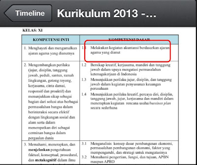 kurikulum 2013 akuntansi