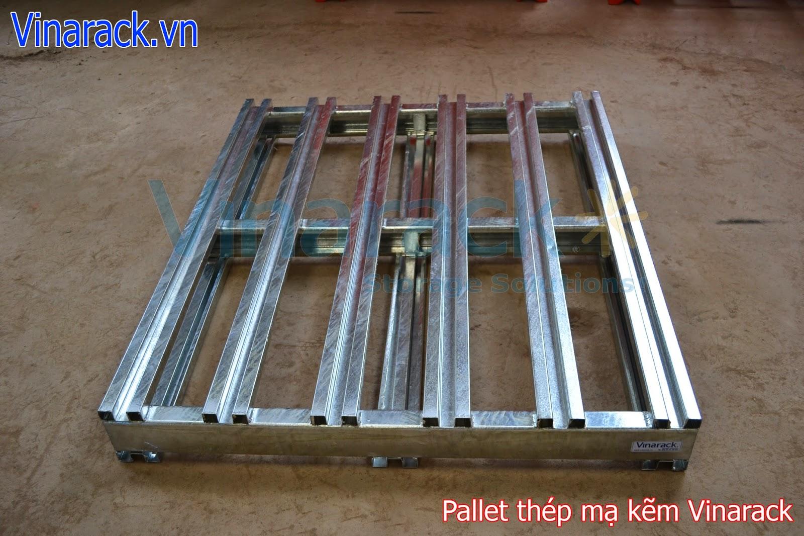 Pallet thông thường mạ kẽm - Pallet Unirack