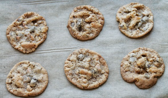 Use up all your odds and ends with this Compost Cookie Recipe!