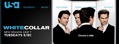 White Collar, USA Network, Summer Shows