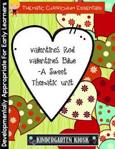 Valentine Thematic Activities