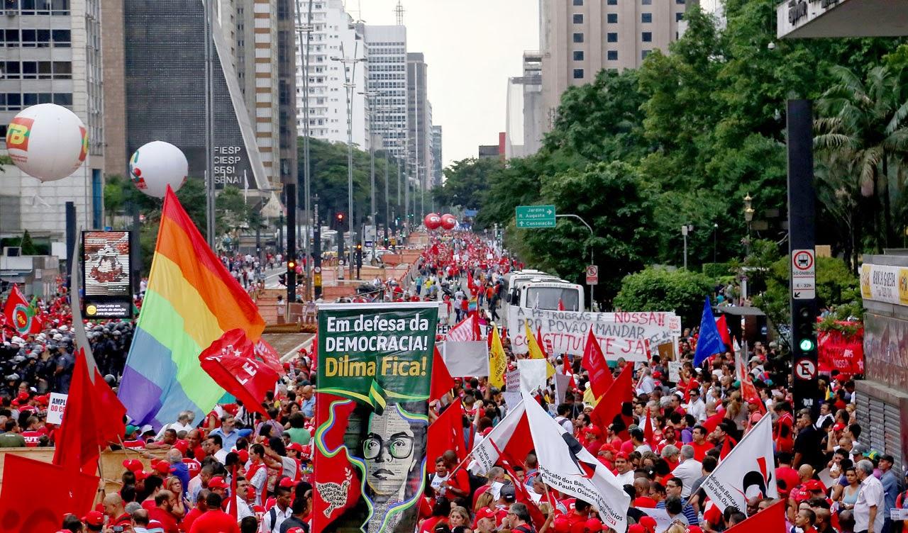 Manifestação do dia 13 de Março - Um Asno