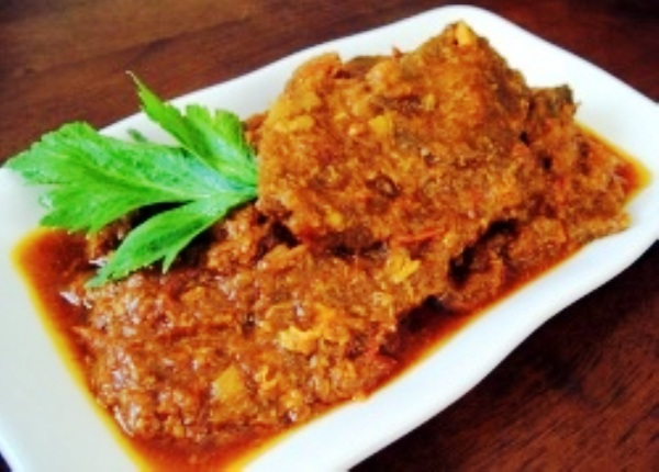 Meat Lapis Surabaya. Nusantara Culinary