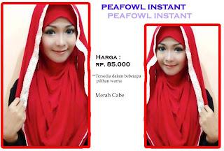 Peafowl Instant