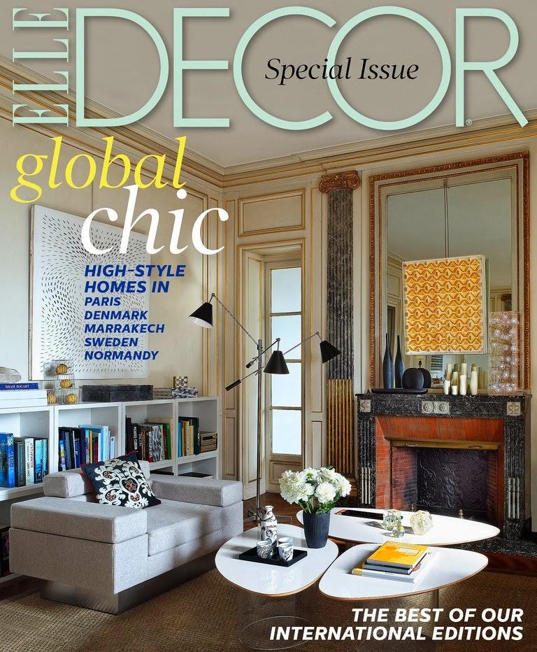 Elle Decor January 2014 Part 1