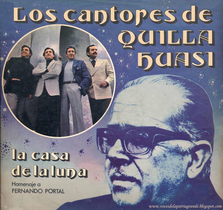 Los cantores de quilla huasi enero 2013 - Casa de la luna ...
