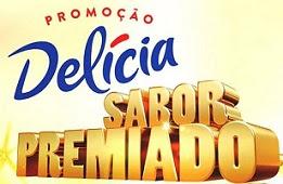 Participar da promoção Delícia 2015 Sabor Premiado