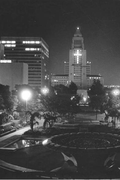 Experiencing Los Angeles Vintage Los Angeles City Hall