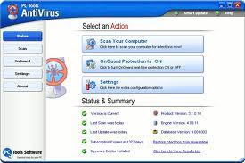 โปรแกรมกําจัดไวรัสฟรี Antivirus Free
