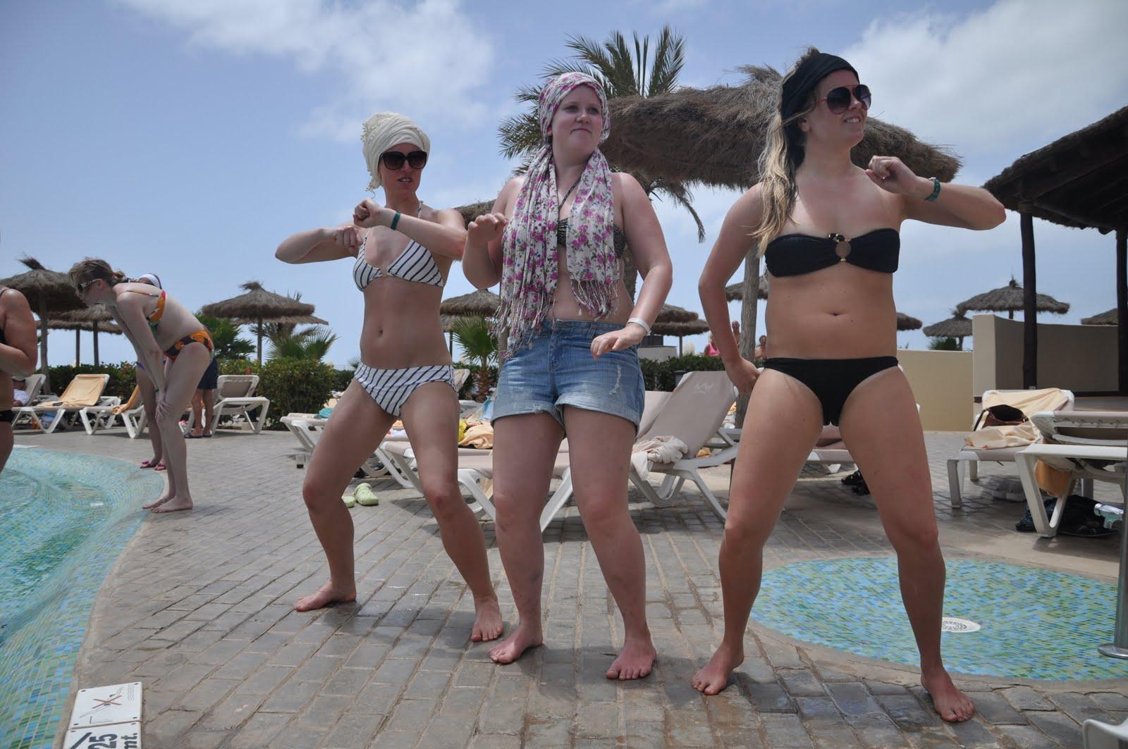förbjuden spansk dansa nära Halmstad