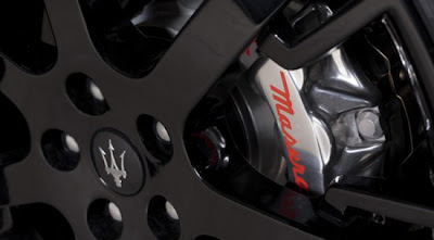 Especial Maserati Grand Turismo S Black Edition,preparadora Anderson Germany