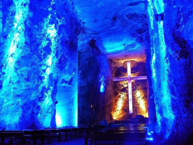 Catedral de Sal de Zipaquira, Cundinamarca