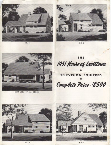 Early Levittown Ny And Beyond By Frank Barning And