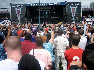 Atlanta Final Four 2007