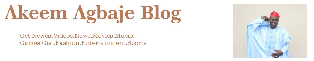 Akeem Agbaje Blog