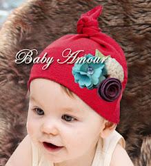 BABY AMOUR CAP