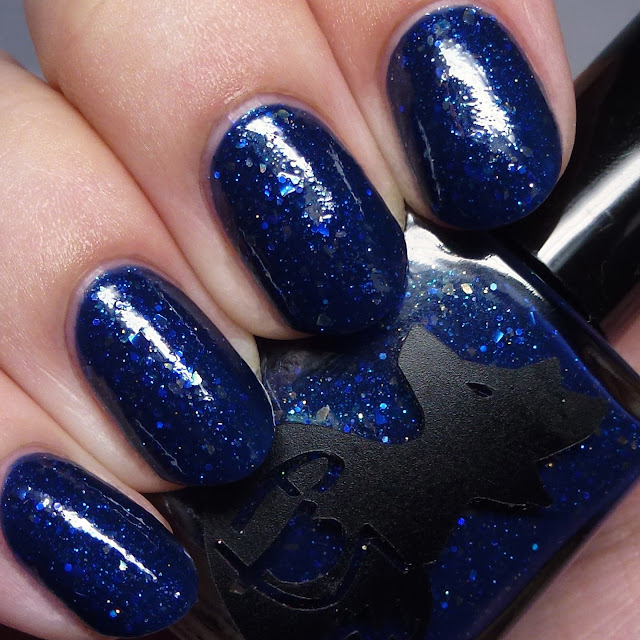 Frenzy Polish To the North Pole, of Course!