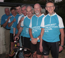 The Pedal for Parkinson's 2011 Team