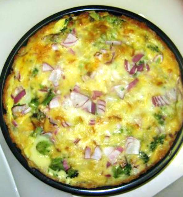 Broccoli Quiche With Mashed Potato Crust Recipes — Dishmaps