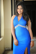 Manali Rathod photos in blue-thumbnail-4