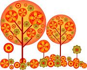 Etiquetas: arboles primavera dibujos