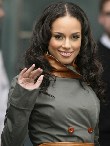 alicia keys beautiful