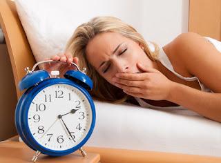 Penyebab dan Cara Mengatasi Susah Tidur Malam Hari