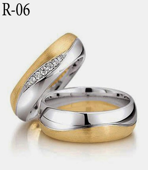 Cincin Couple R-06