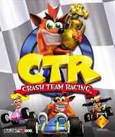 Icon Crash Team Racing