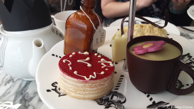 Mad Hatters Tea Party - Afternoon Tea at the Sanderson Hotel