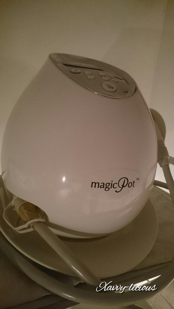 magic pot massage