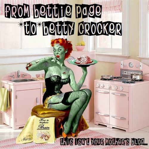 From Bettie Page to Betty Crocker
