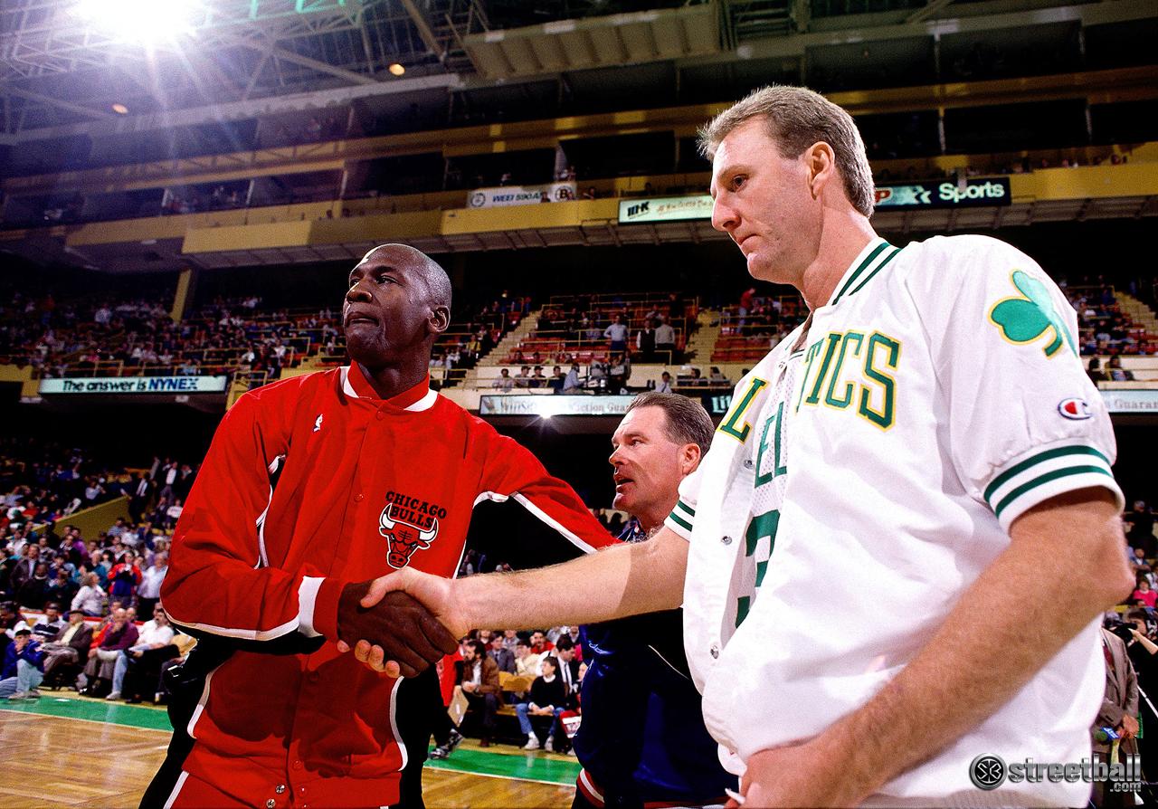 Jordan snubs Bird for James Worthy No wonder MJ has made such an
