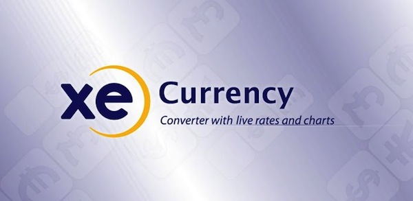 XE Currency Android App