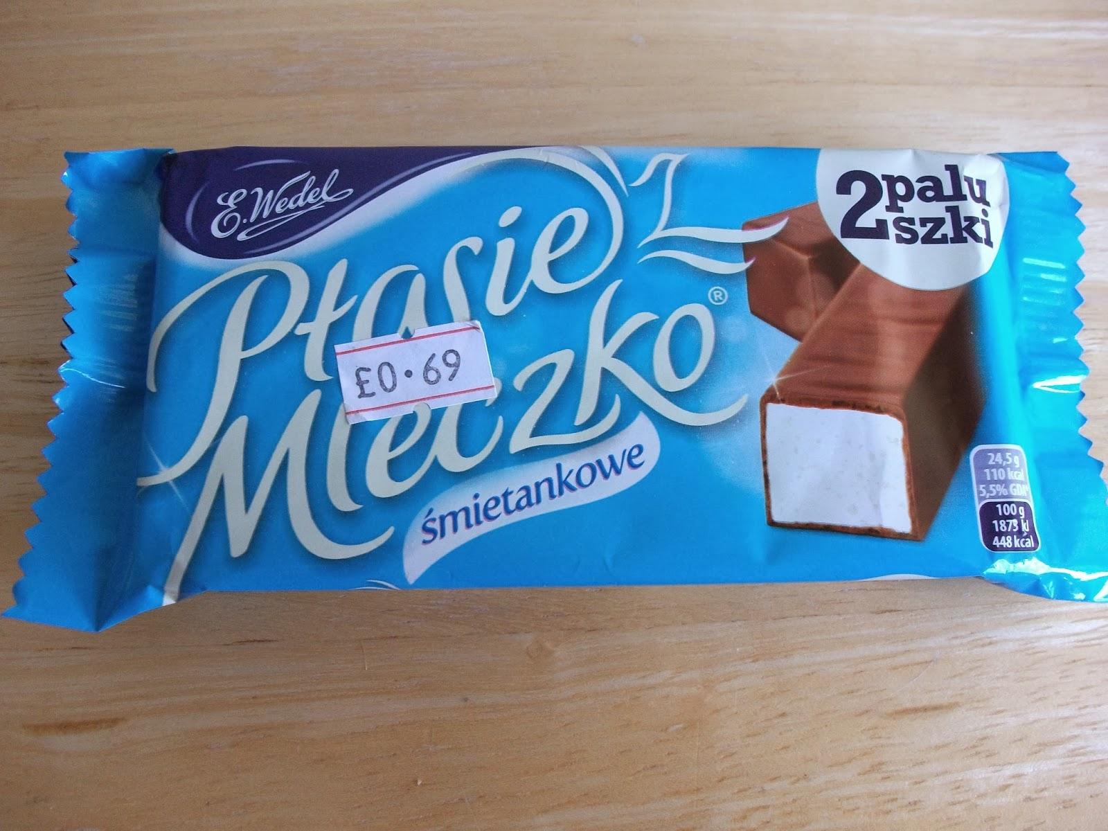 Wedel Ptasie Mleczko
