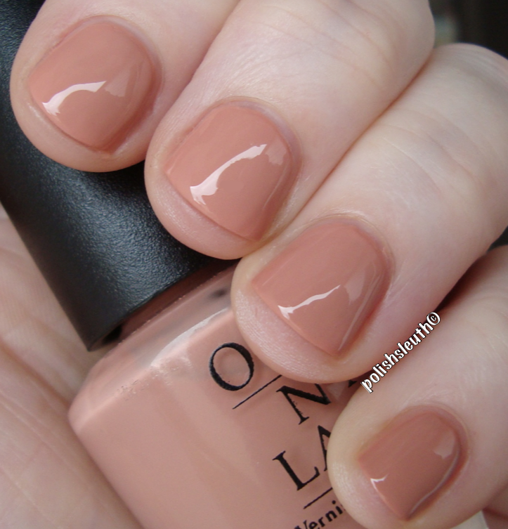 OPI's Polar Bare