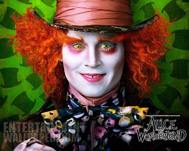 #4 Alice in Wonderland Wallpaper