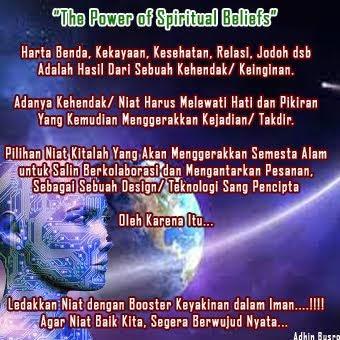 Spiritual Beliefs