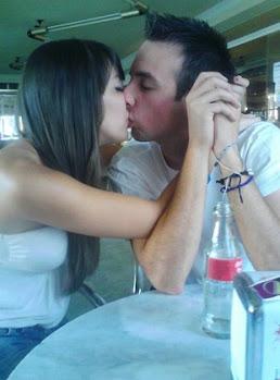 Sólo con un beso se puede enamorar..
