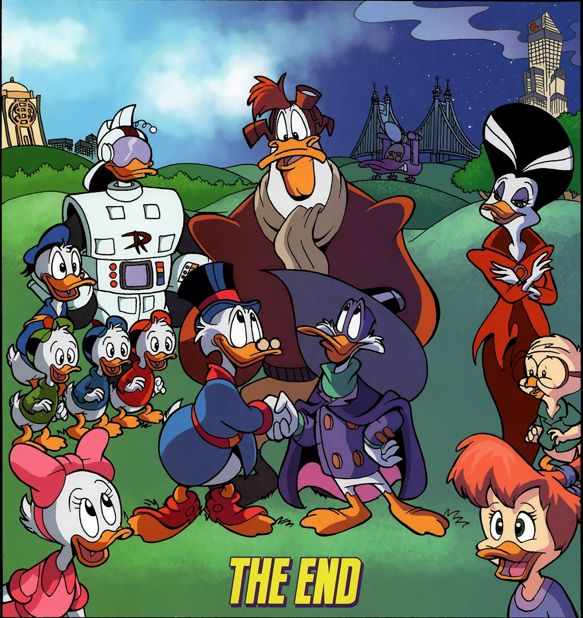 comic reviews from the lifeimpaired darkwing duck