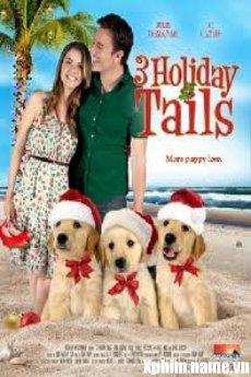 Giáng Sinh Tình Yêu - 3 Holiday Tails