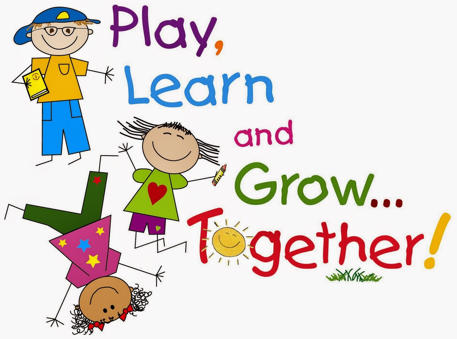 play,learn and grow together!